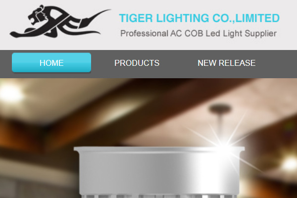 Tiger Lighting-AC LED Experts LED Bulb Spotlight Downlight